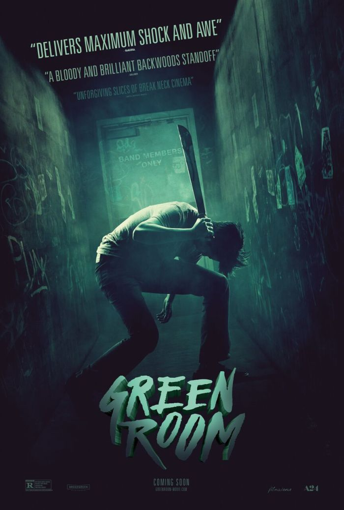Odeon Scream Unseen – Green Room